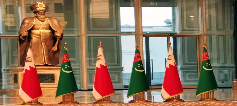 Культурно-гуманитарная сфера стала важной темой туркмено-бахрейнских переговоров на высшем уровне