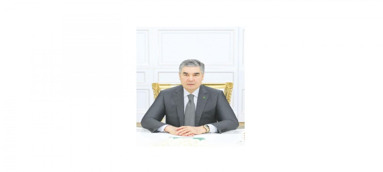 Türkmenistanyň Döwlet howpsuzlyk geňeşiniň mejlisi