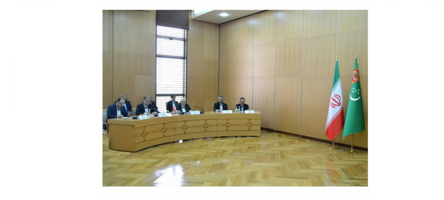 ISSUES OF TRADE-ECONOMIC COOPERATION DISCUSSED AT THE TURKMEN-IRANIAN INTER-MFA CONSULTATIONS