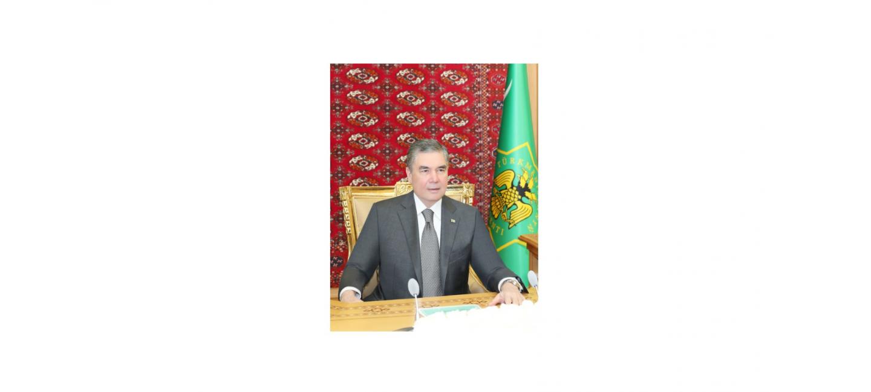 Президент Туркменистана обратился с приветствием к участникам Выставки экономических достижений и конференции по цифровой экономике